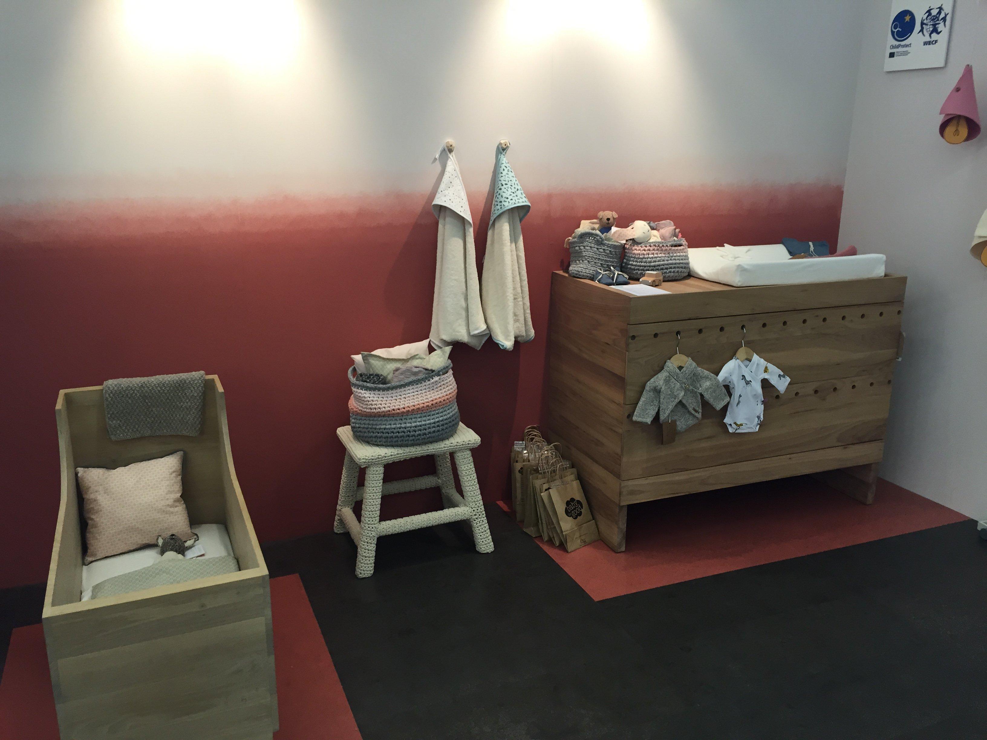 Duurzame Kinderkamer negenmaandenbeurs