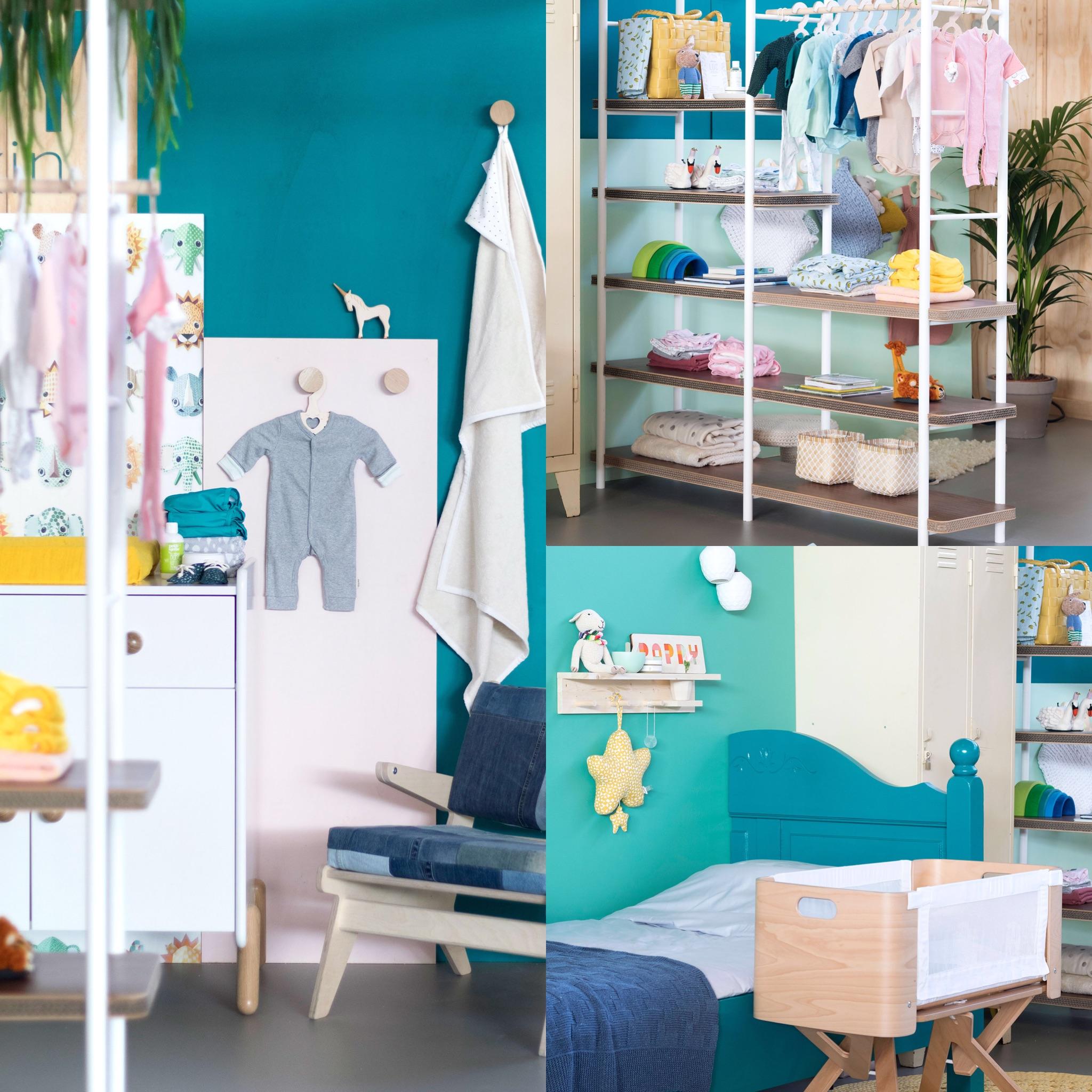 Duurzame Kinderkamer Stylist-Poppy to Pumpkin duurzame babykamer 2018