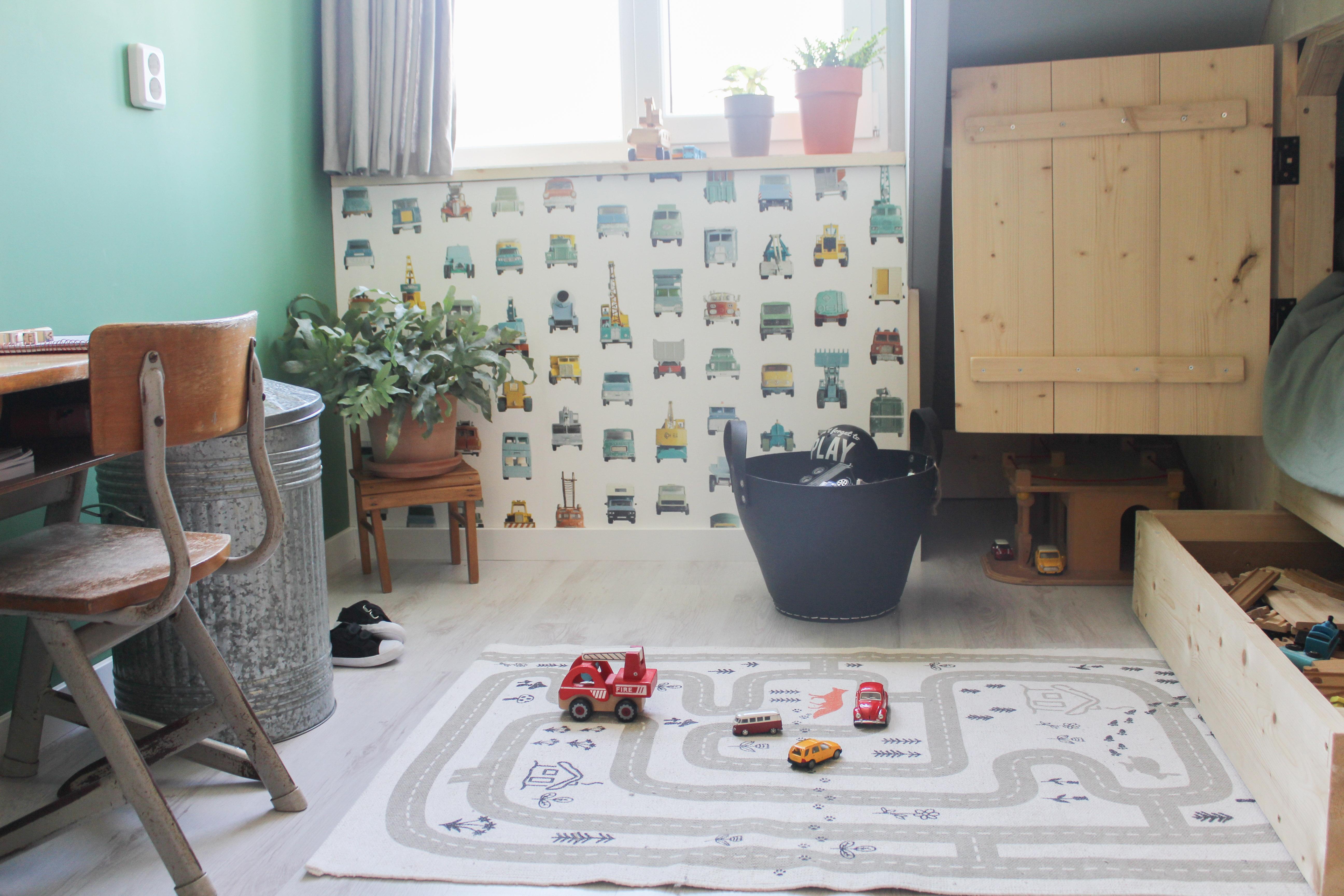 Babykamer In Hoek : Projecten concept duurzame kinderkamer stylist