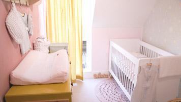 Babykamer idee – duurzaam & scandinavisch