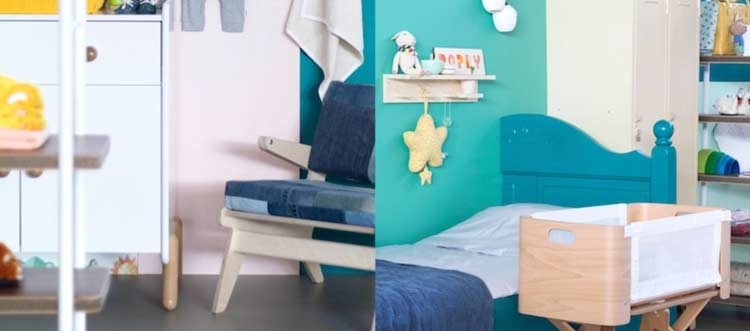 babykamer inspiratie duurzaam
