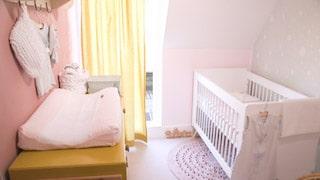 babykamer inspiratie vloer