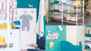 Duurzame babykamer inspiratie