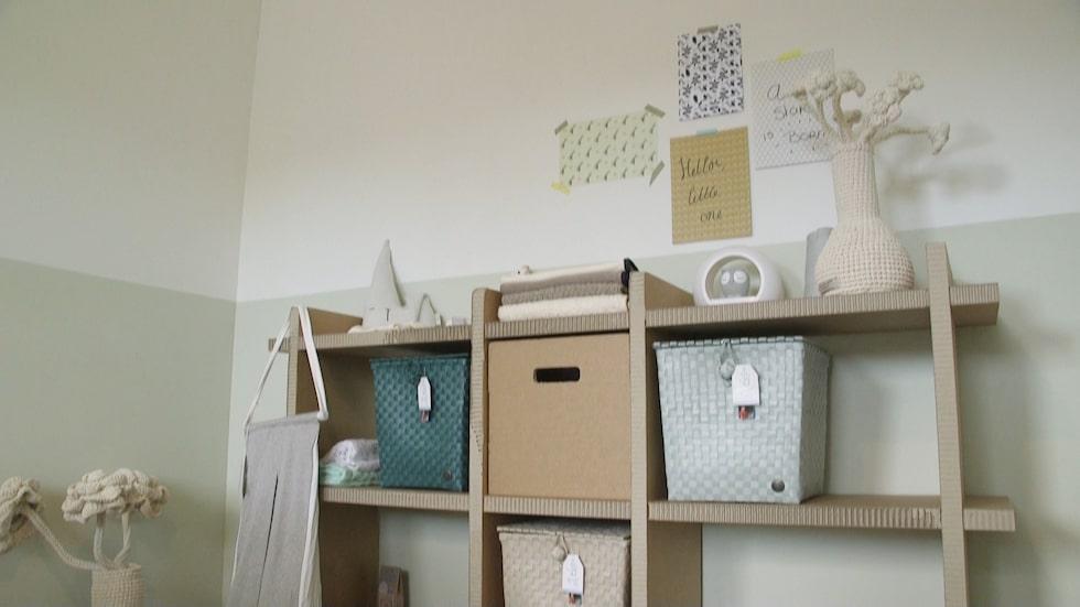 Checklist babykamer accessoires