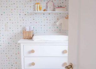 Duurzame meisjes kamer