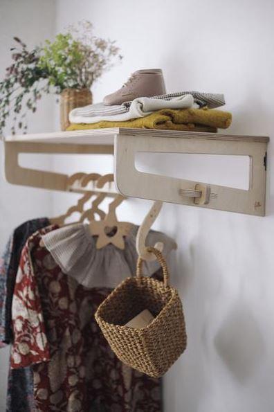 wandplanken babykamer duurzaam