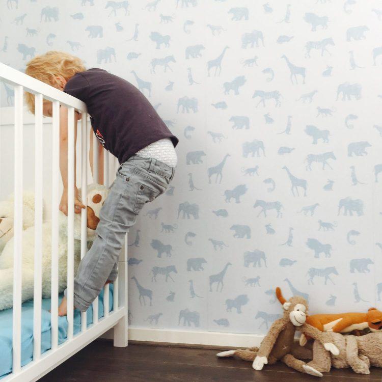 Behang voor de kinderkamer Motiflow Studio Jelien