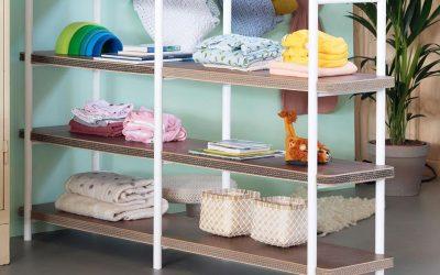 Kast babykamer: duurzaam & handig