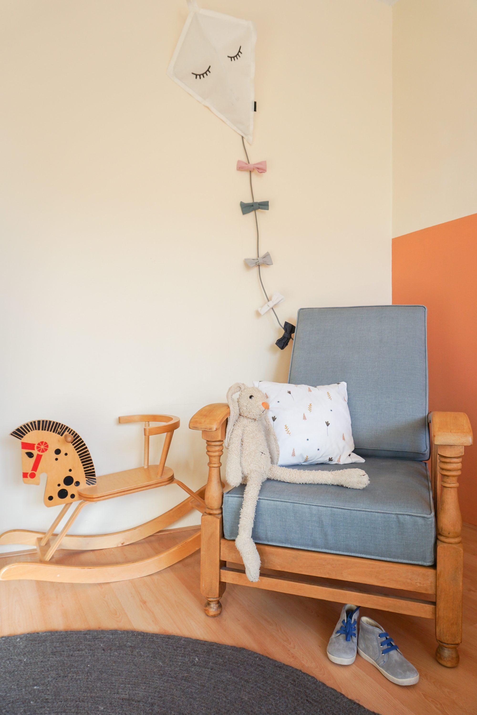 Een duurzame voorleesstoel voor de kinderkamer