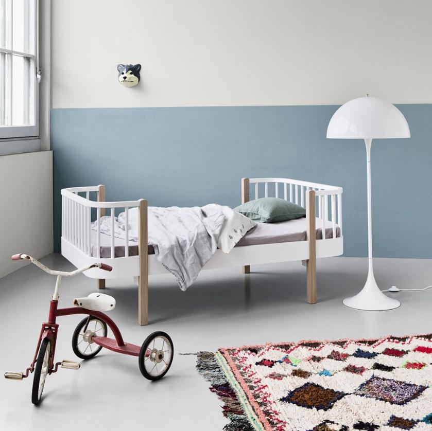 Bespaar een bed met een meegroeibed