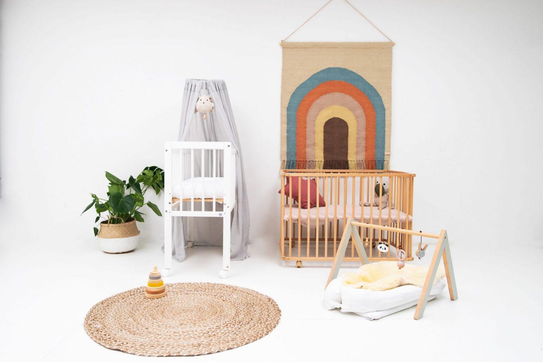 Babyuitzet huren duurzaam