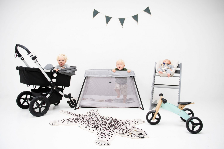 Huur een babyuitzet
