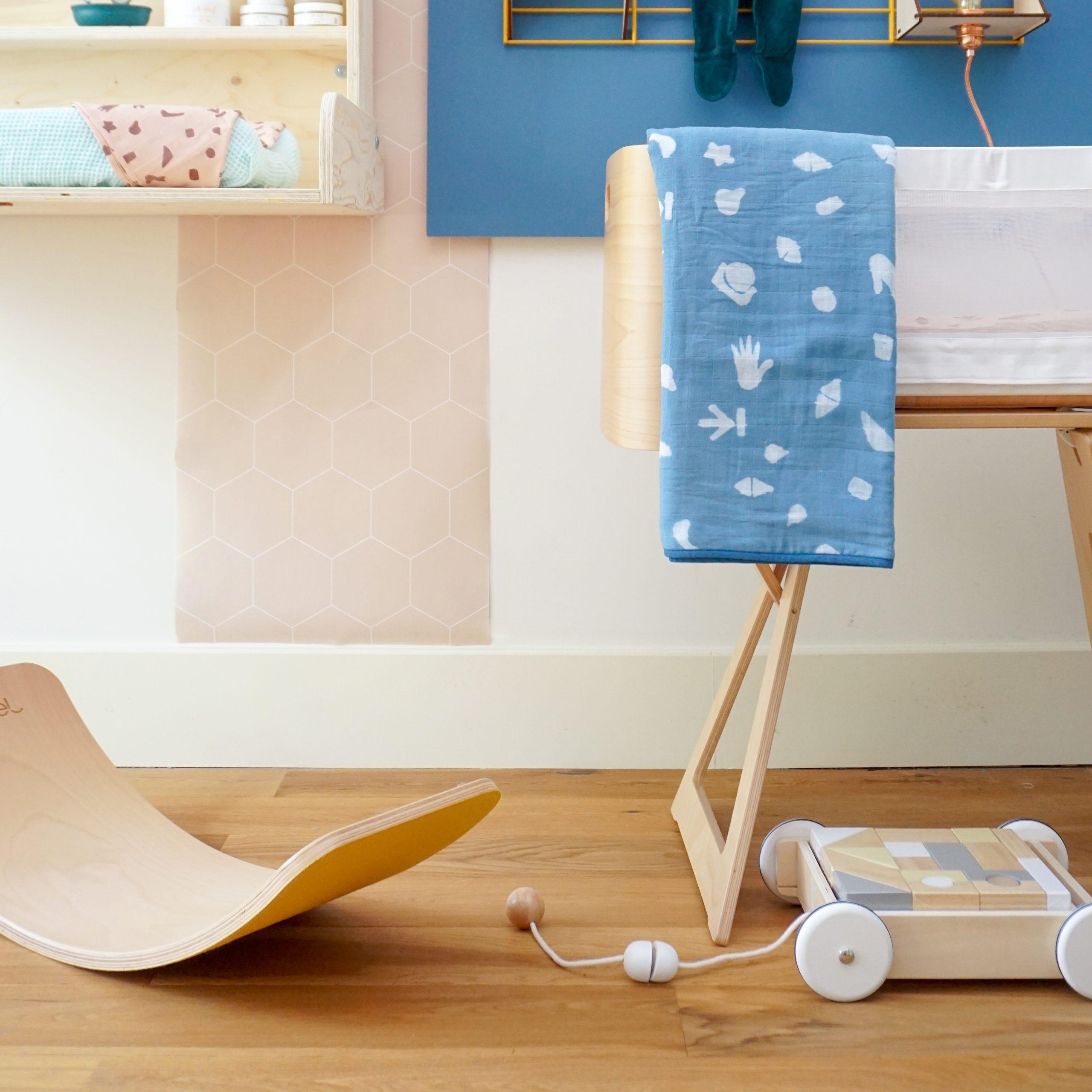 Duurzaam speelgoed Kinderkamer Stylist