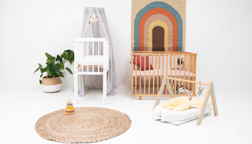 Kinderkamer ideeen babyuitzet huren