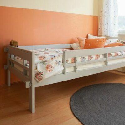 duurzame kinderkamer in een nieuw huis